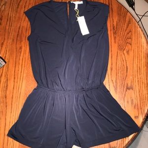 Ladies Romper size small